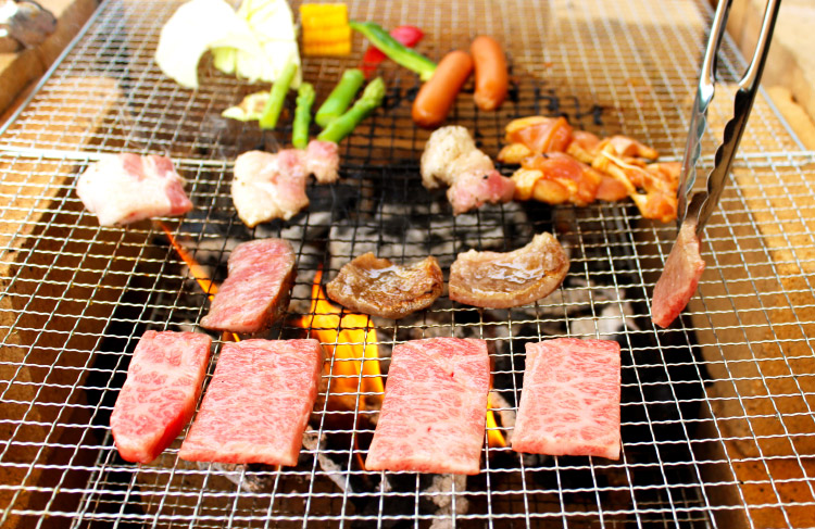 屋外BBQ(予約制)